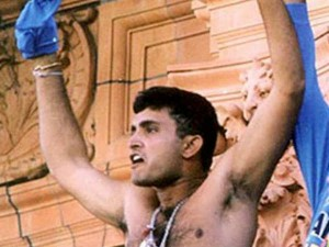Champions Trophy Sourav Ganguly Trolled With Don T Take Off Your Shirt