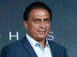 Gavaskar Slams Team India Backs Kumble