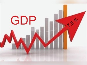Gdp Growth Slows Down 7 1 Per Cent After Demonetisation