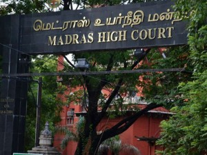 Madras High Court Issues Notice Commissioner