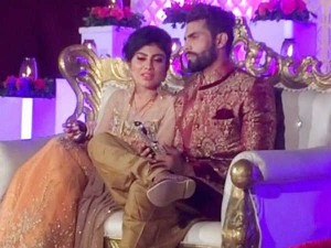 Team India Cricketer Ravindra Jadeja Became Father A Baby Girl
