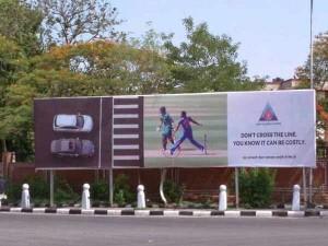 Jaipur Police Use Bumrah No Ball Traffic Rules Awareness