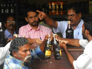 Kerala Government Has Decided Withdraw Prohibition Tasmac State