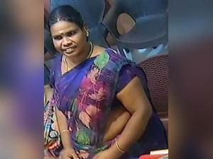Lady Thief Arrested Tenkasi