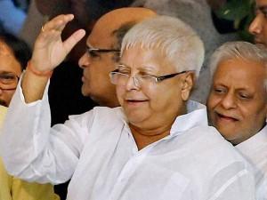 Next President India Lalu Prasad Attacks Nitish Kumar S Standing