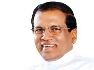 Maithripala Announces Release Lists Disappeared