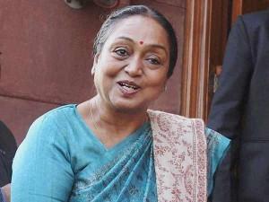 Next President India Who Is Meira Kumar Meirakumar