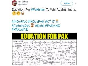 Memes On Internet About India Vs Pakistan
