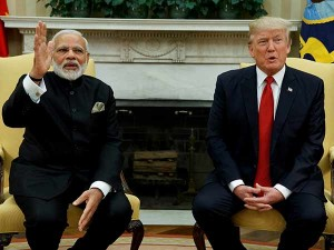 Pm Issues Joint Statement With Us President Vow Fight Terrorism
