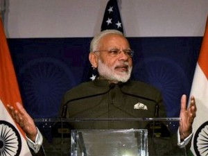 Modi Addresses American Indian