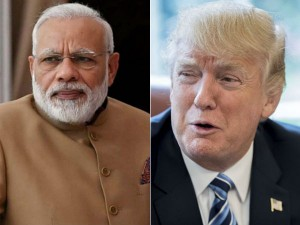 Modi Is True Friend Says Donald Trump