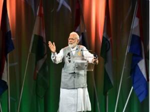 Netherlands Is India S Natural Partner Pm Modi