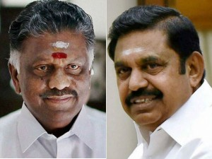 Will Ops Give Hands Edappadi Government Case Emergency