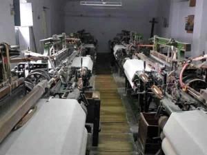 N Textile Manufacturers Protest Against Gst