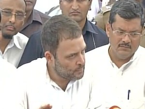 Congress Vice President Rahul Gandhi Accuses Bjp Rss