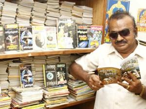 Rajeshkumar S Crime Thriller One One Zero 22