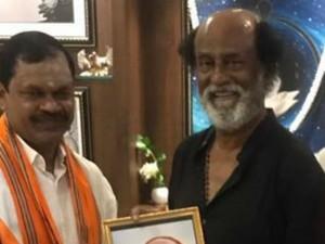 Rajini Illiterate Arjun Sampath Condemns Subramanian Swamy
