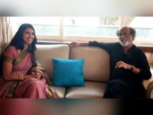Rajini S Meetings With Various Personalities