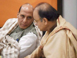 Bjp Discuss With Opposition Parties On President Election