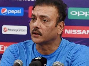 Ravi Shastri Apply India Coach S Job Again