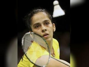 Saina Nehwal Of Australian Open Super Series