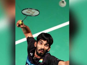 Kidambi Srikanth Enters Australian Open Badminton Final