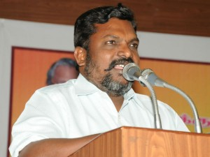 Thirumavalavan Welcome Rajinikanth Politics
