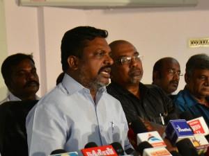Next President India Thirumavalavan Opposes Bjp Candidate