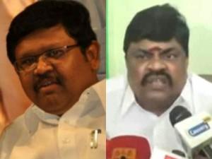 Vaigaiselvan Condemns Rajendra Balaji