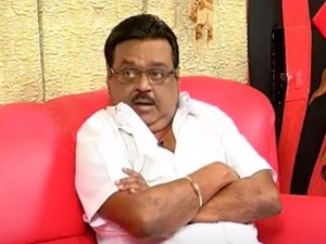 Dmdk Chief Vijayakanth Clearly Stated About The Tn Politics Exclusively For His Television