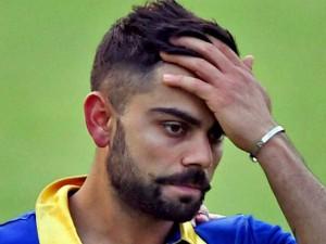 Cricket Fans Displeasure On Virat Kohli S Attitude