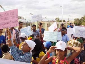 World Day Against Child Labour 2017 Held Chennai