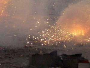 A Woman Dead The Fire Accident The Crackers Factory