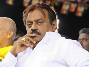 Dmdk Party Members Are Dilemma As Their Leader Vijayakanth Not