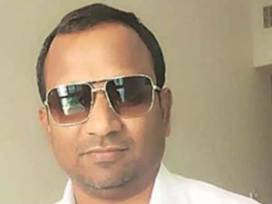 Police Case Filed Against Gangster Sridhar S Son Santhoshku