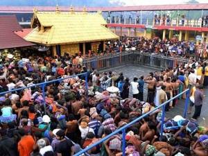 Sabarimala Temple Special Crop Pooja Started