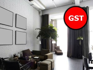 Gst Rental Income Beyond Rs 20 Lakh Hasmukh Adhia