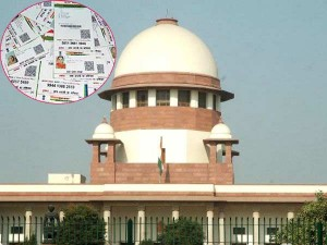 Aadhaar Card Case Supreme Court Sets Up 9 Judge Constitution