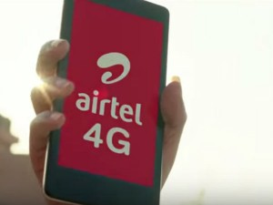 Airtel To Launch 4g Network To Counter Reliance Jio