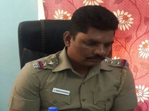 Police Inspector Was Arrested Bribe