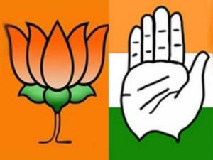 How Many Votes Both Bjp Congress Alliance