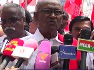 D Pandian Slams Tamilnadu Chief Minister Edappadi Palanisamy