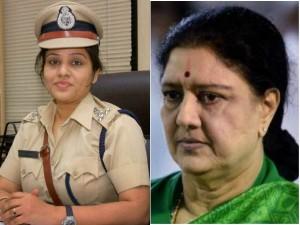Vc Prakash Jail Meeting Sasikala Dinakaran