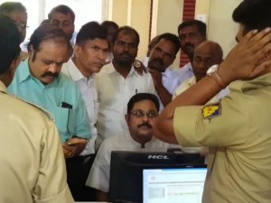 Ttv Dinakaran Is The Chief Minister Tamilnadu His Supporters Said To The Prison Officials