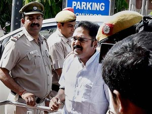 No Clean Chit Dinakaran Says Delhi Police