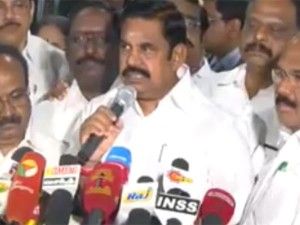 Won T Allow Hydrocarban Project Says Edappadi K Palanisamy