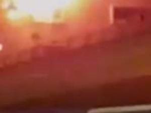 Killed 2 Injured Fire North East Delhi