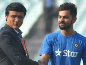 Kohli S Next Target Will Be Saurav Ganguly