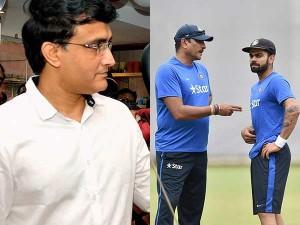 Virat Kohli Pushed Ravi Shashtri As New Coach Team India