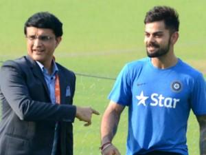 Virat Kohli Needs Understand How Coaches Operate Ganguly